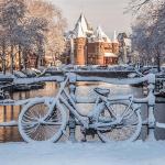 zakelijke kerstkaart holland