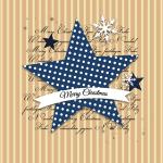 zakelijke kerstkaart papier